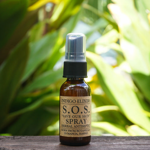 SOS Herbal Antiseptic Spray