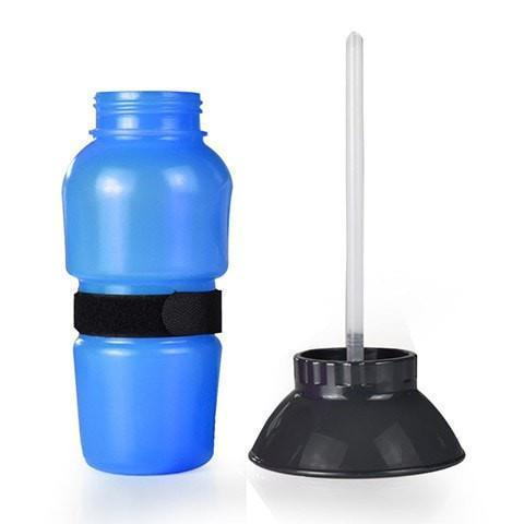 Portable Dog Fountain Bottle