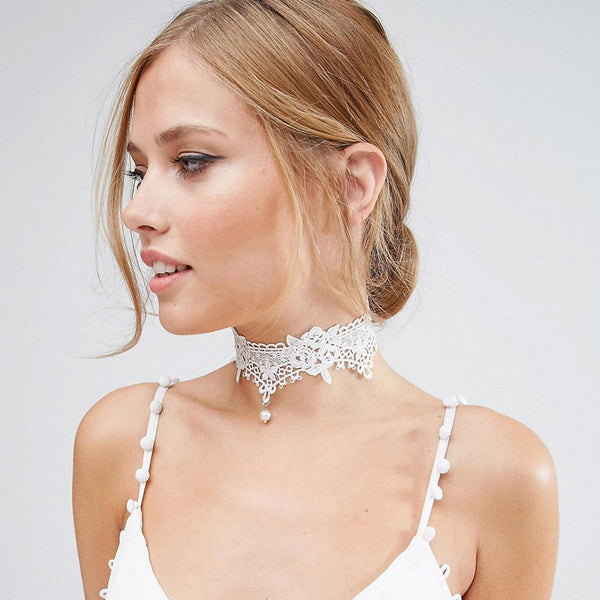 Lace Tattoo Choker