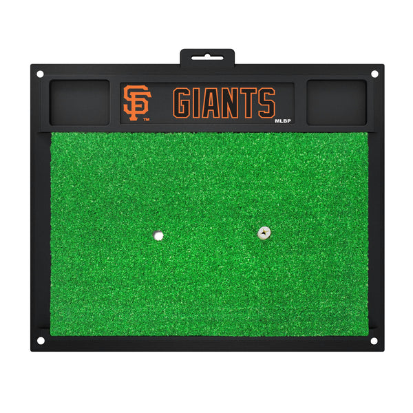 San Francisco Giants Golf Hitting Mat 20 x 17