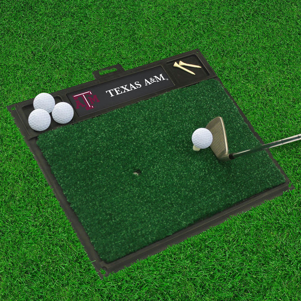 Texas A&M Golf Hitting Mat 20 x 17