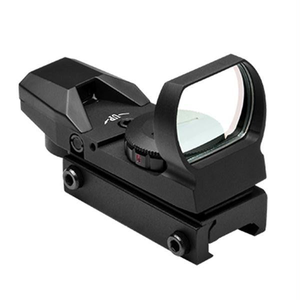 NcStar Red & Green Dot Reflex Sight Black