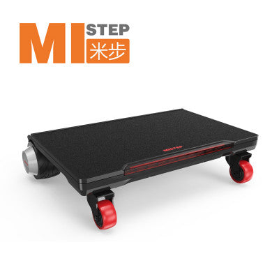2016 Newest Notebook Four Wheels Balancing Car with APP LED Light Protable Walk Car Electric Scooter Skateboard