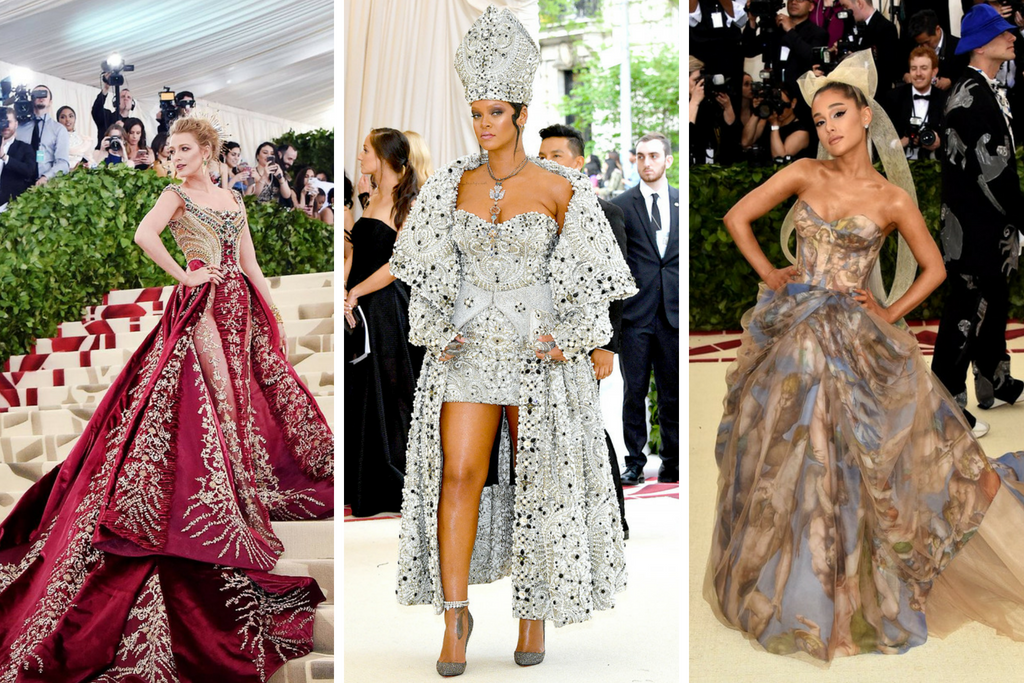 Creep The Best & Worst Dressed Ladies Of The Met Gala 2018