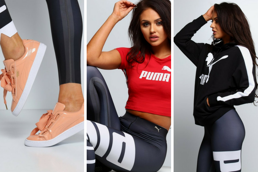 Ladies, We Got That Puma Heat