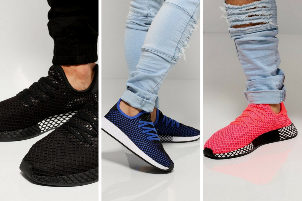 These On-Trend adidas Deerupts Are
