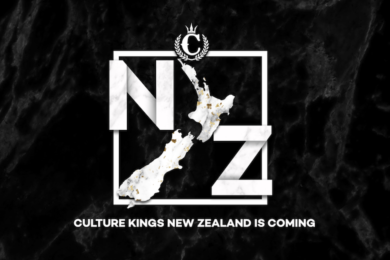 Culture Kings Launches In New Zealand