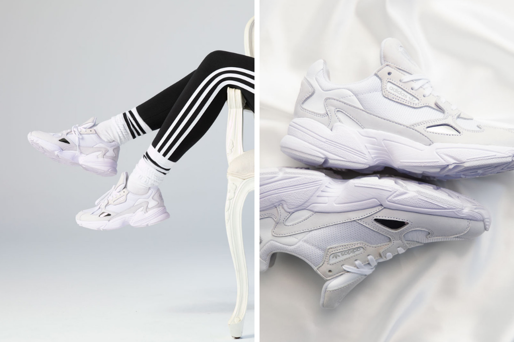 These adidas Women's Falcons Are