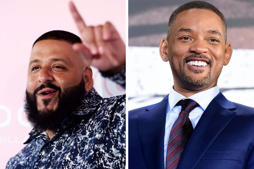 DJ Khaled, Will Smith and Rashida Jones Are Teaming Up For New Film