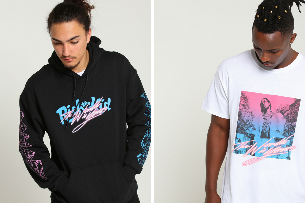 Bring It Back' With Rich The Kid Merch – Culture Kings NZ