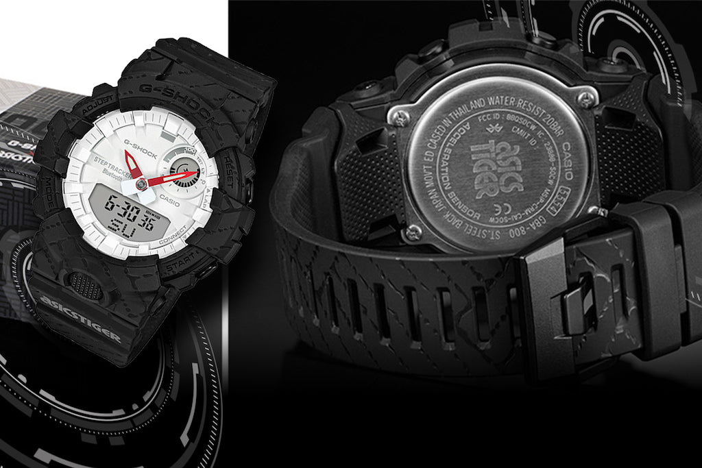 Welcome The G-Shock X ASICSTIGER Collab