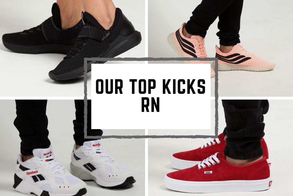 Our Top Kicks RN