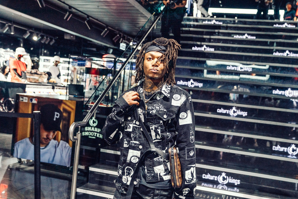 In The Bag: What Rapper J.I.D Copped While In Store
