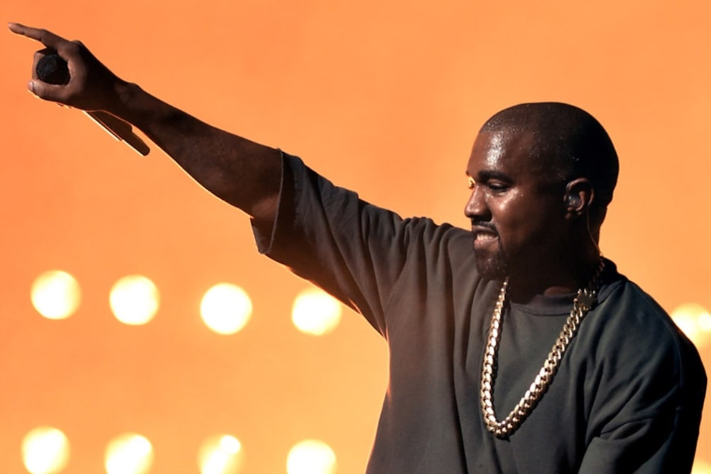 Kanye Talks Deadpool, New Websites And Debuts 'Ye' In The Top 40?!