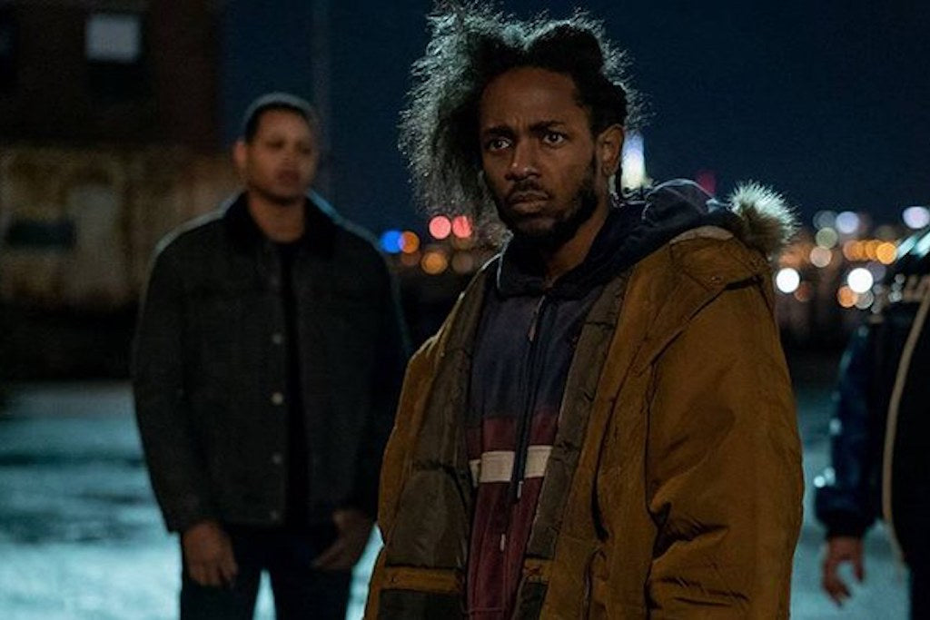 Kendrick Lamar Tore Up The Small Screen With His Acting Debut
