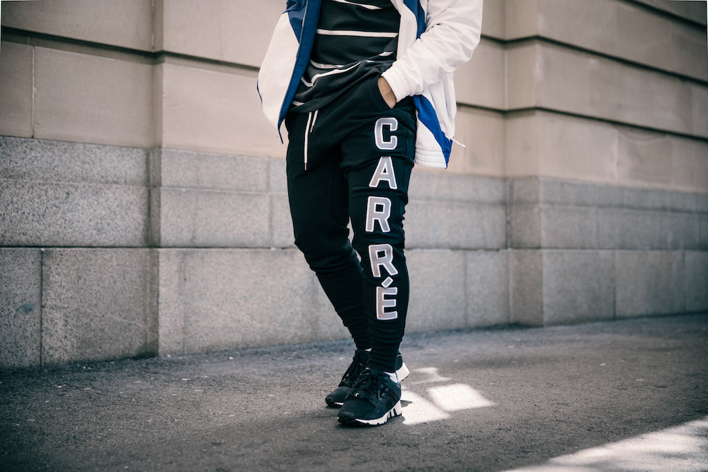 Carré Sueurs Sweat Pants No. 1 For Style