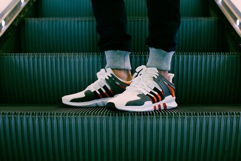 Turn Heads With adidas Originals EQT Support ADV