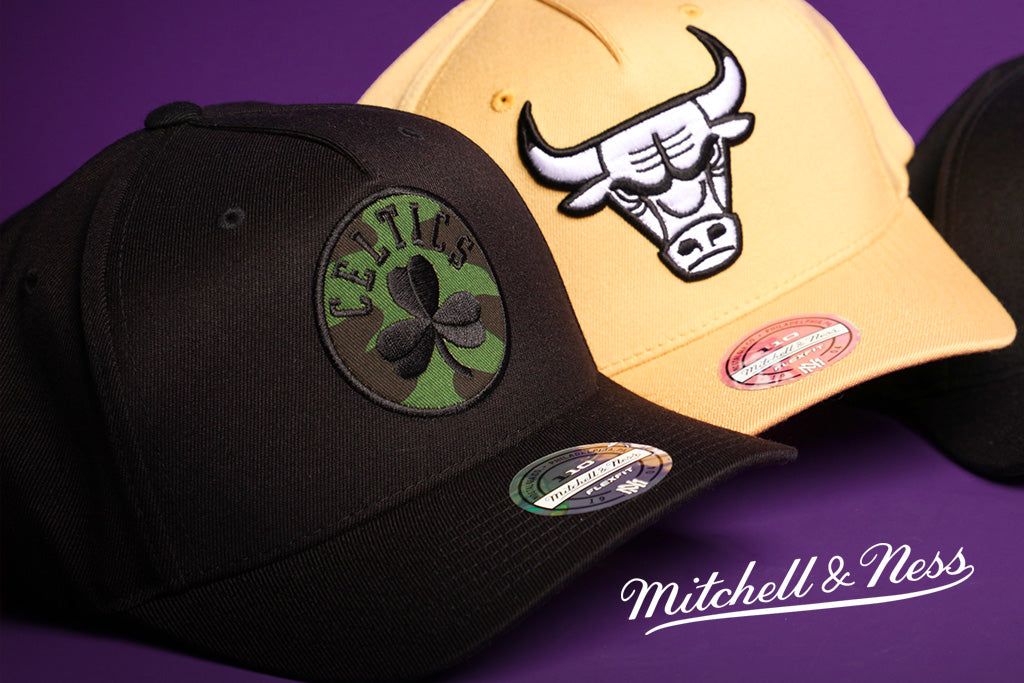 Mitchell & Ness Work With Culture Kings To Create The Perfect Snapback