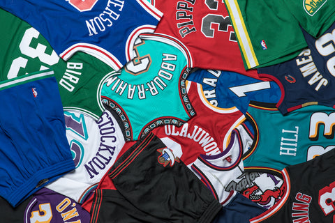 Mitchell & Ness Have Your NBA Jersey Needs Sorted