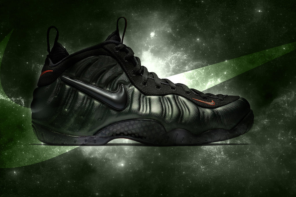 Froth These Foamposites