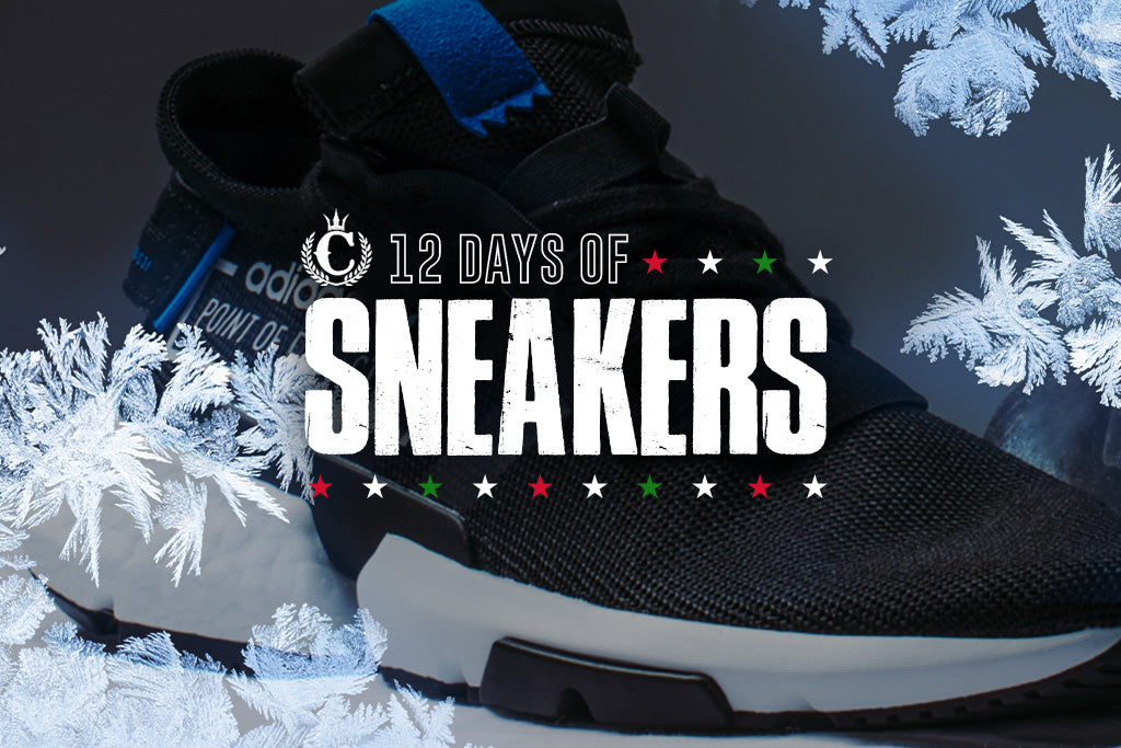 12 Days Of Sneakers | Day One