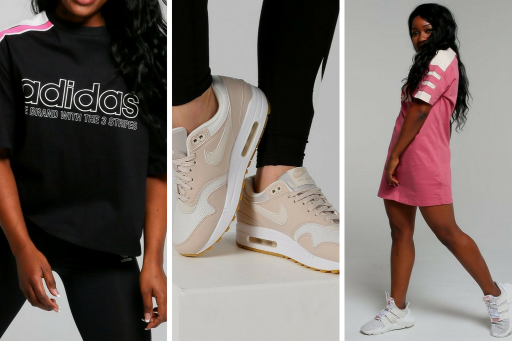 Check Out The Latest Arrivals In Women's Streetwear