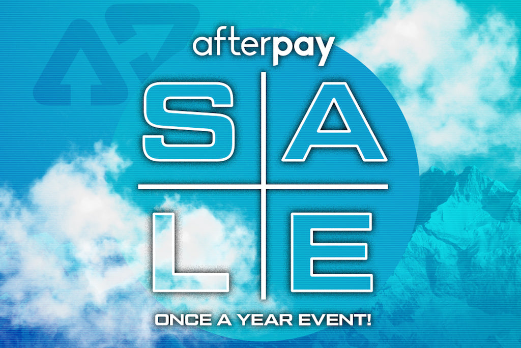 Get Ready, Our AfterPay Sale Is Coming