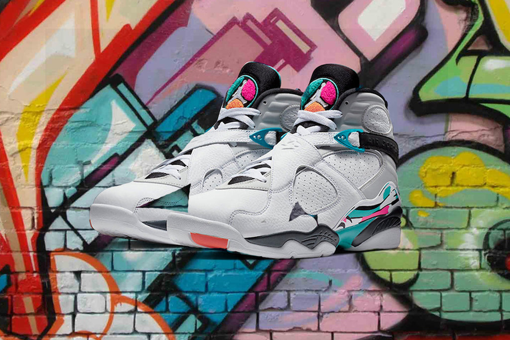 Add Some Air Jordan 8 Retros To Your Collection