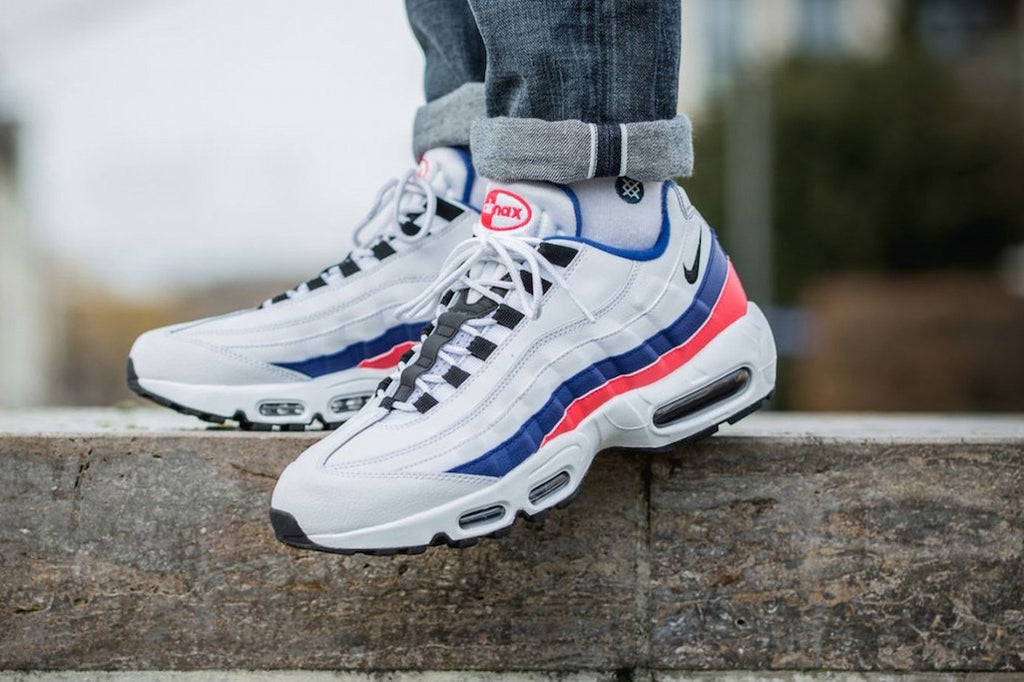 on sale c8faf 5f964 Sneaker Goals With The Nike Air Max 95 Essential