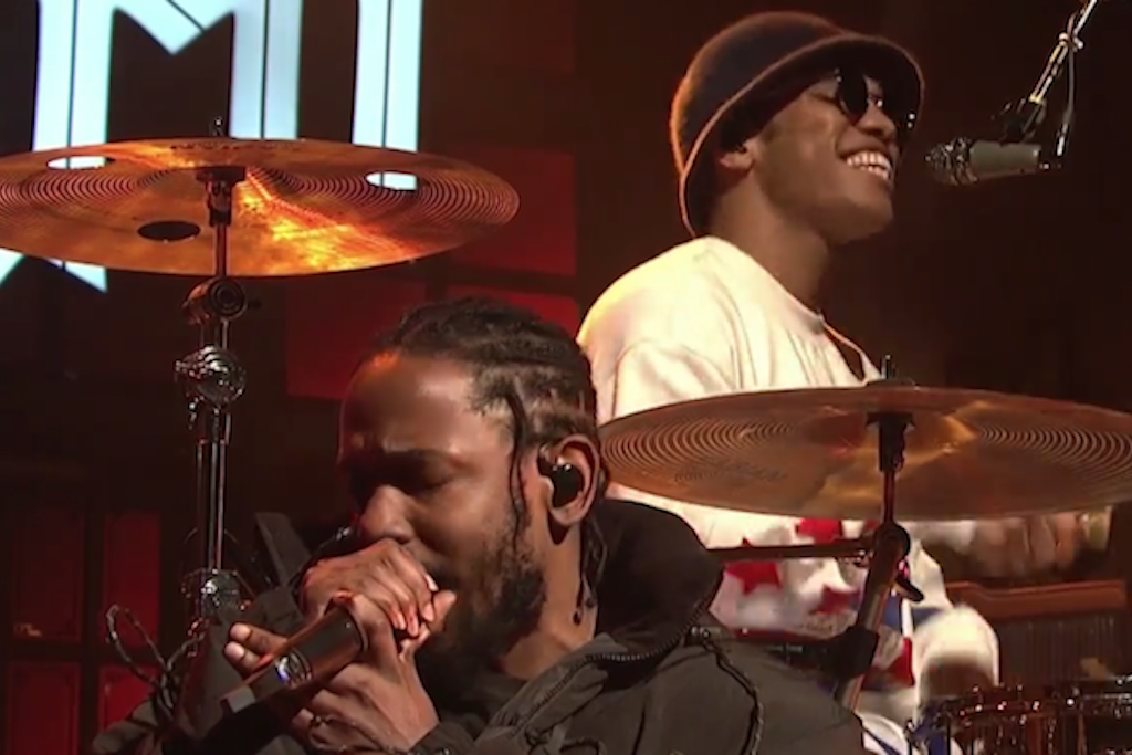WATCH NOW: Kendrick Lamar & Anderson .Paak Perform 'Tints' On SNL