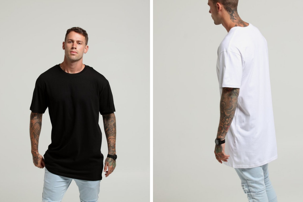 AS Colour Tall Tees Are The Basics You NEED