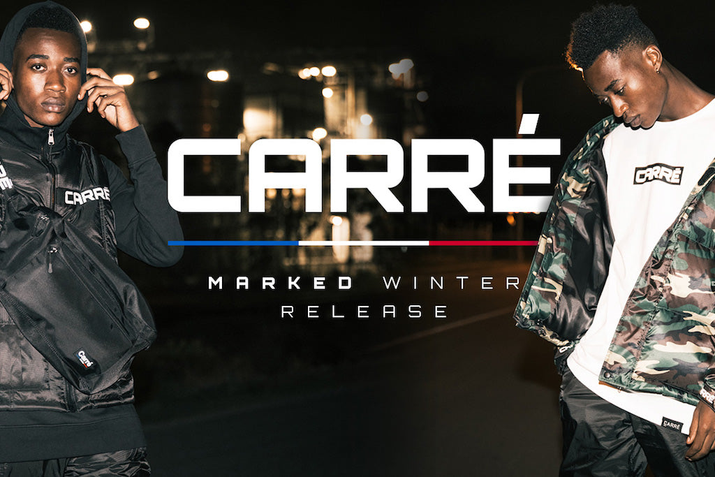 Welcome The Marked Capsule By Carré
