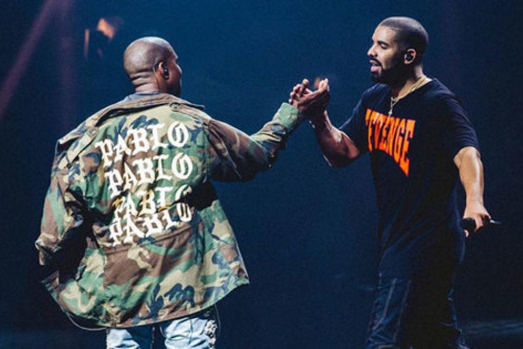 Drake Wrote A Hook For Kanye's Album?!