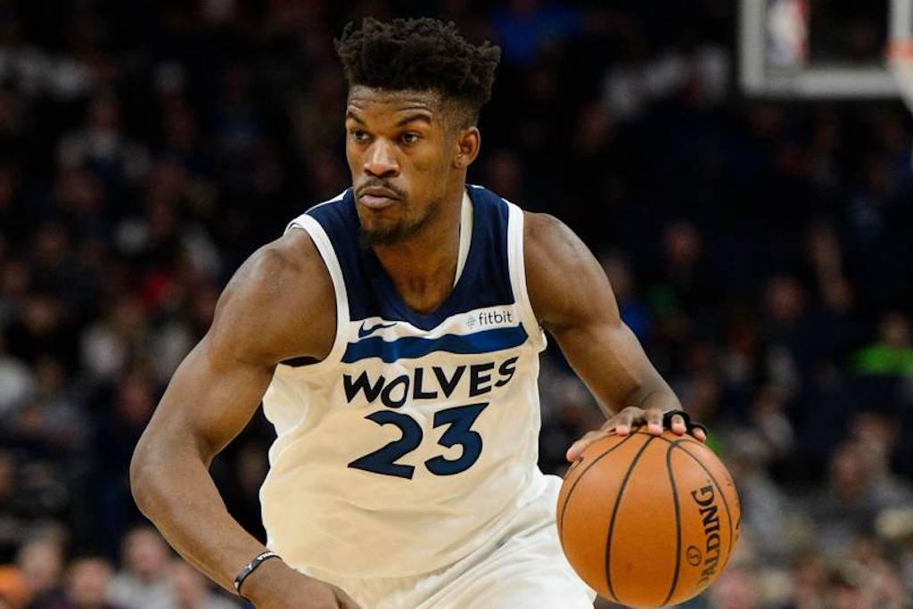 Jimmy Butler Playing In Wolves' Season Opener