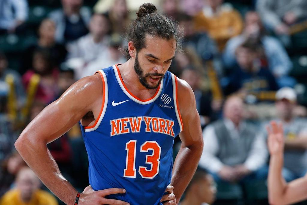 Joakim Noah Is Officially Over With The Knicks