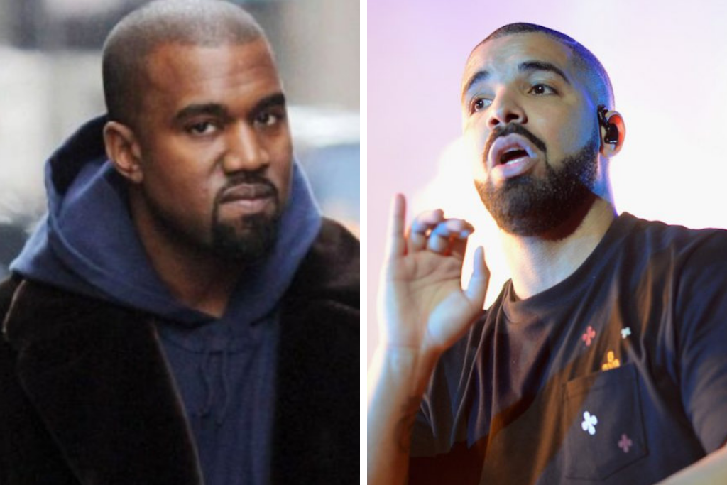 Kanye Demands Apology From Drake
