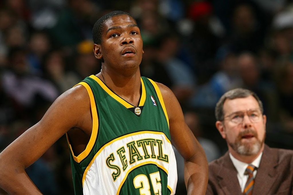 Kevin Durant Says 'Hell Yeah' to Owning A Seattle NBA Team
