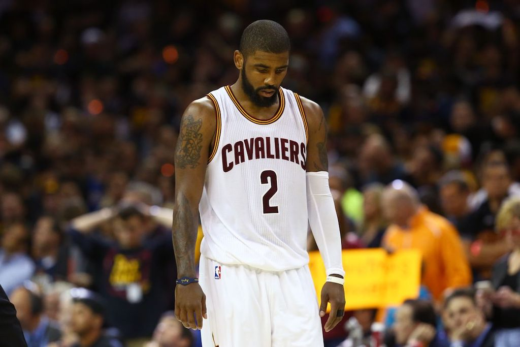"Kyrie Irving Says Leaving Cleveland ""Was the Best Thing I've Done"""