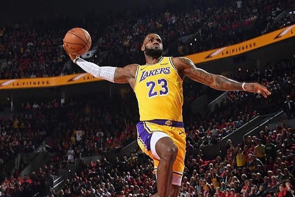 competitive price 7dafe e485a LeBron Lakers Jerseys Available To Cop Tomorrow! – Culture ...