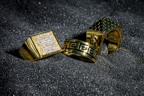Last Kings Drop A Collection Of Rings Fit For Royalty 👑