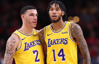 Lonzo Ball & Brandon Ingram Out For Season