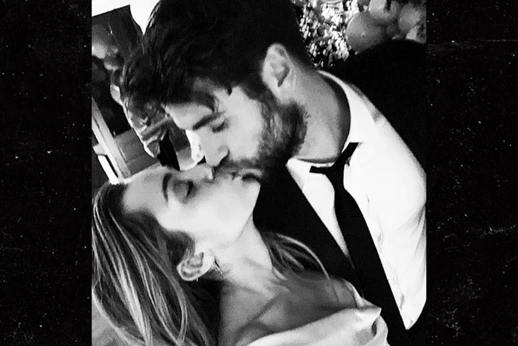 Did Miley Just Confirm Marriage To Liam Hemsworth?!