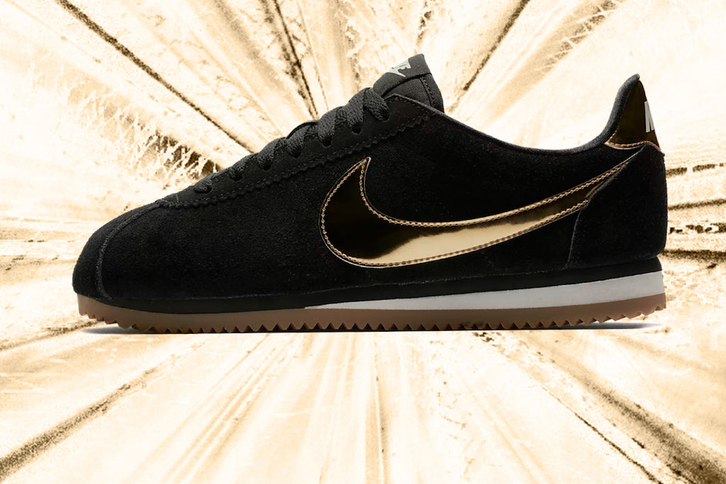 Ladies, The Special Edition Nike Cortez Is Hitting CK