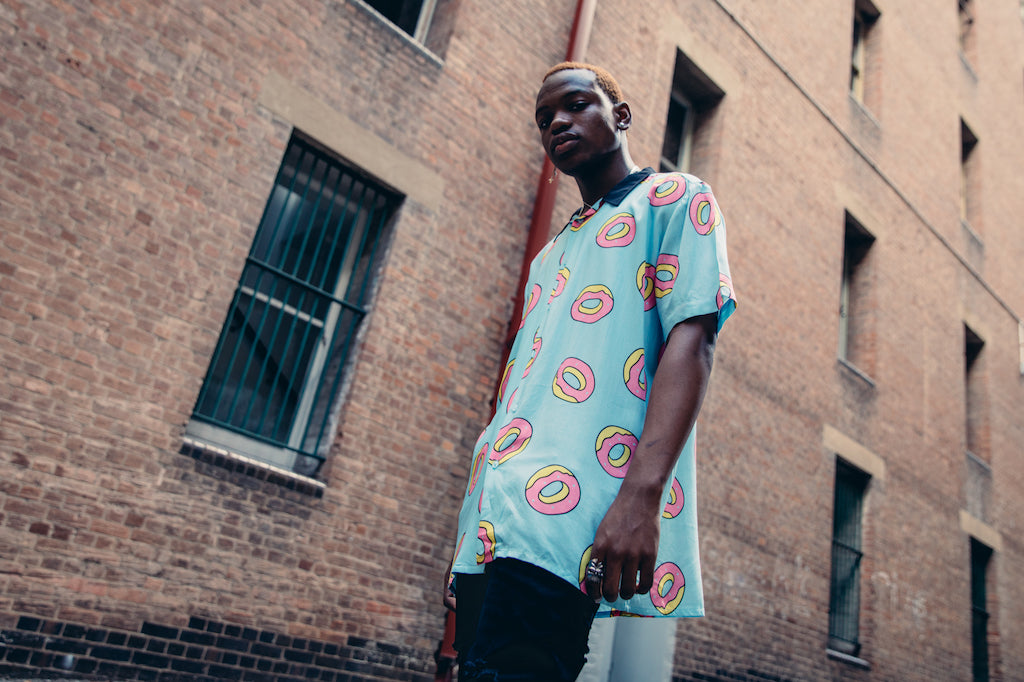 Odd Future Button Ups Are An World Exclusive Boxing Day Drop!