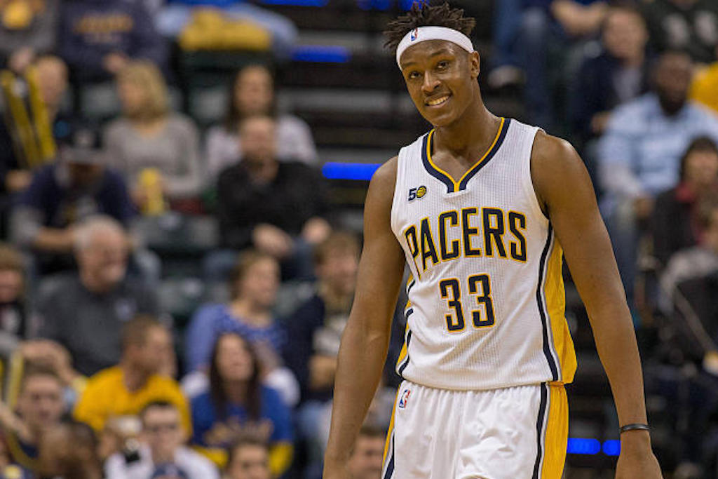 Myles Turner Takes 4-year, $72M Pacers Extension