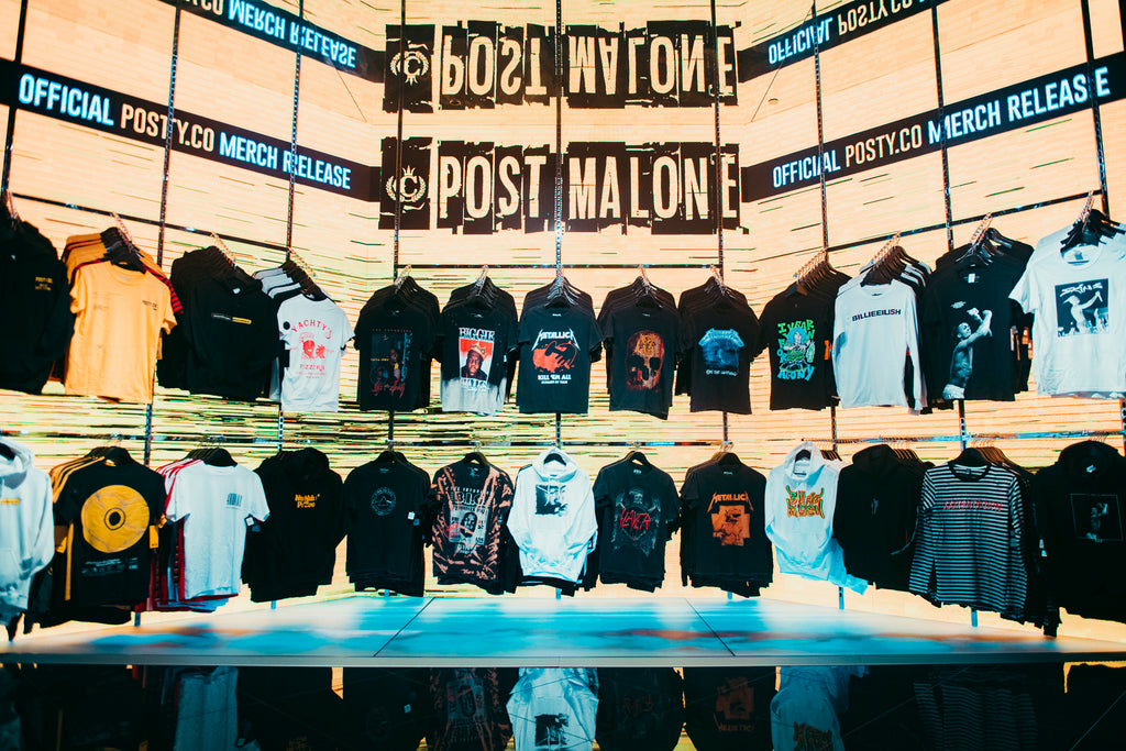 Go Psycho For Post Malone Merch
