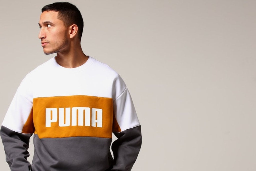Wear This New Puma With Pride