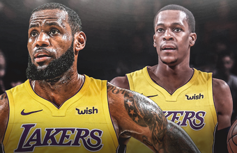 Rajon Rondo Talks LeBron James