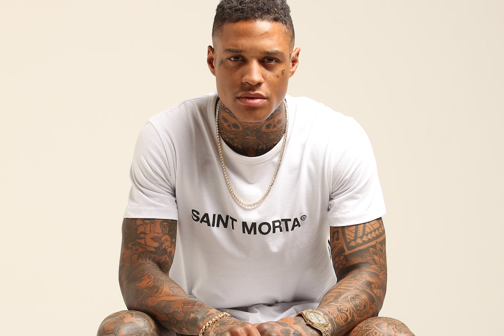 Rep Classic Saint Morta With These Iconic Tees