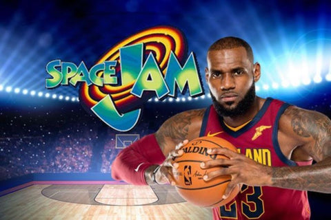'Space Jam 2' Begins Filming This Summer, LeBron Confirms